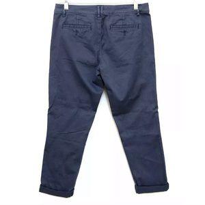 Pilcro Blue Crop Pants 28